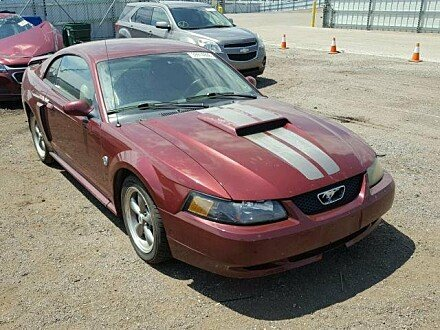 2004 Ford Mustang GT Coupe for sale 101058368