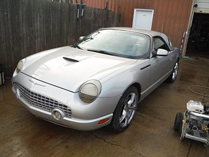 2004 Ford Thunderbird for sale 100821990