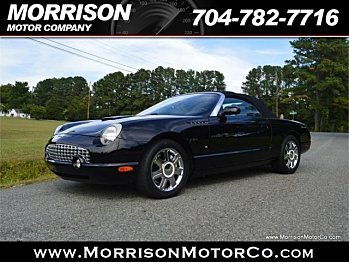 2004 Ford Thunderbird for sale 100912087