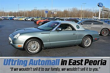 2004 Ford Thunderbird Pacific Coast for sale 100916930