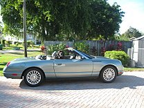 2004 Ford Thunderbird Pacific Coast for sale 100973359