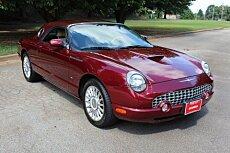 2004 Ford Thunderbird for sale 101037549