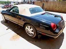 2004 Ford Thunderbird for sale 100749757