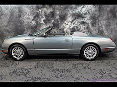 2004 Ford Thunderbird Pacific Coast for sale 100876235