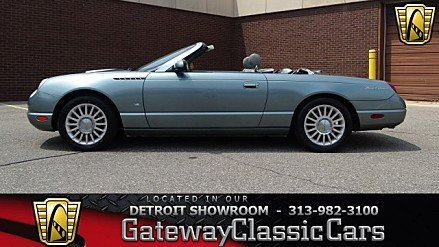 2004 Ford Thunderbird Pacific Coast for sale 100949384