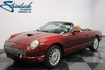 2004 Ford Thunderbird for sale 100955355