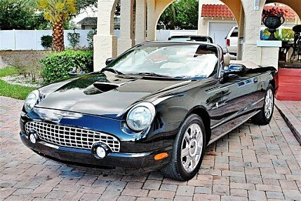 2004 Ford Thunderbird for sale 100959608