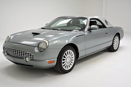 2004 Ford Thunderbird Pacific Coast for sale 100967722