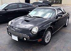 2004 Ford Thunderbird for sale 100990054