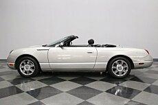 2004 Ford Thunderbird for sale 100994450