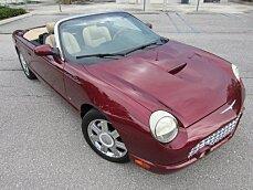 2004 Ford Thunderbird for sale 101006355