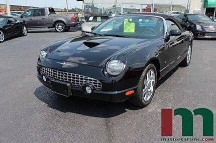 2004 Ford Thunderbird for sale 101013913
