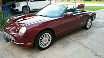 2004 Ford Thunderbird for sale 101043139