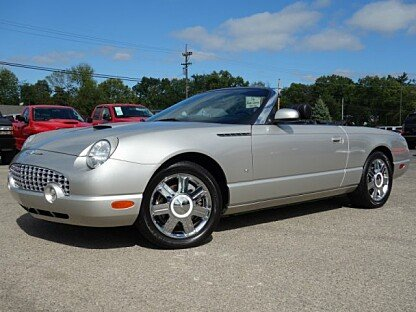 2004 Ford Thunderbird for sale 101043739