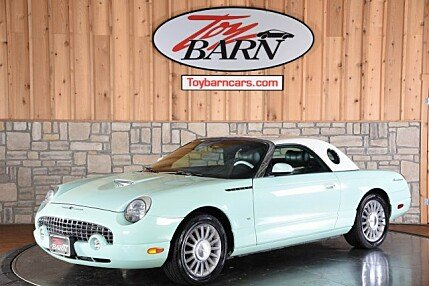 2004 Ford Thunderbird for sale 101052306
