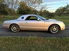 2004 Ford Thunderbird for sale 101052780