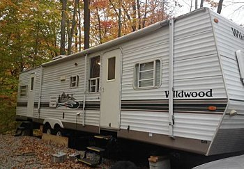 2004 Forest River Wildwood for sale 300130920