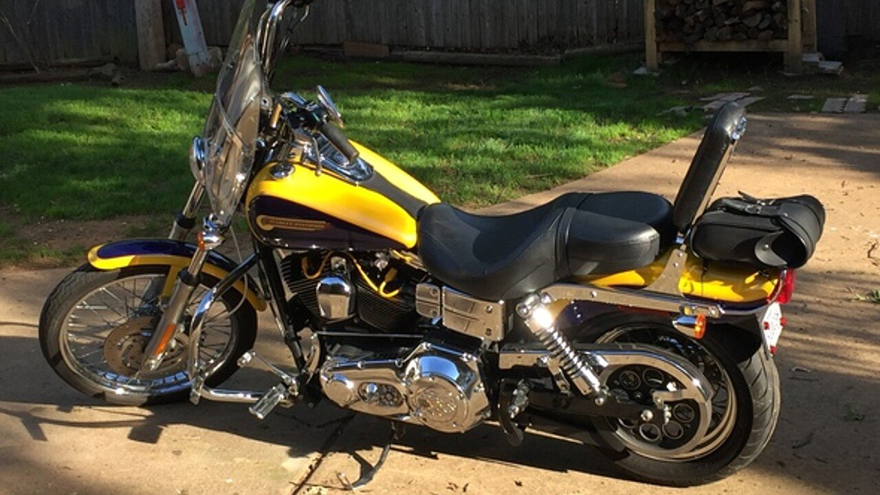 2004 Harley-Davidson Dyna for sale 200454992