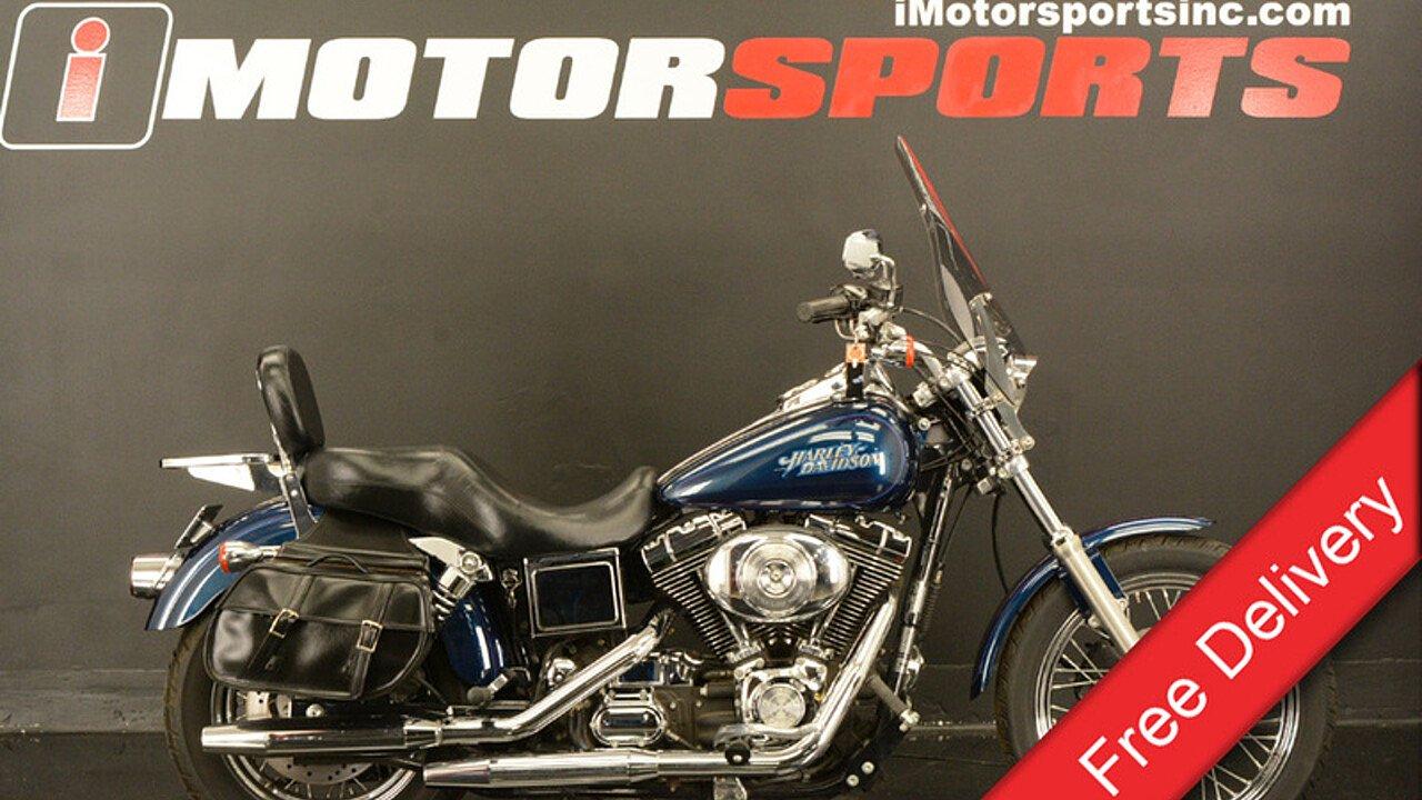 2004 Harley-Davidson Dyna for sale 200498481