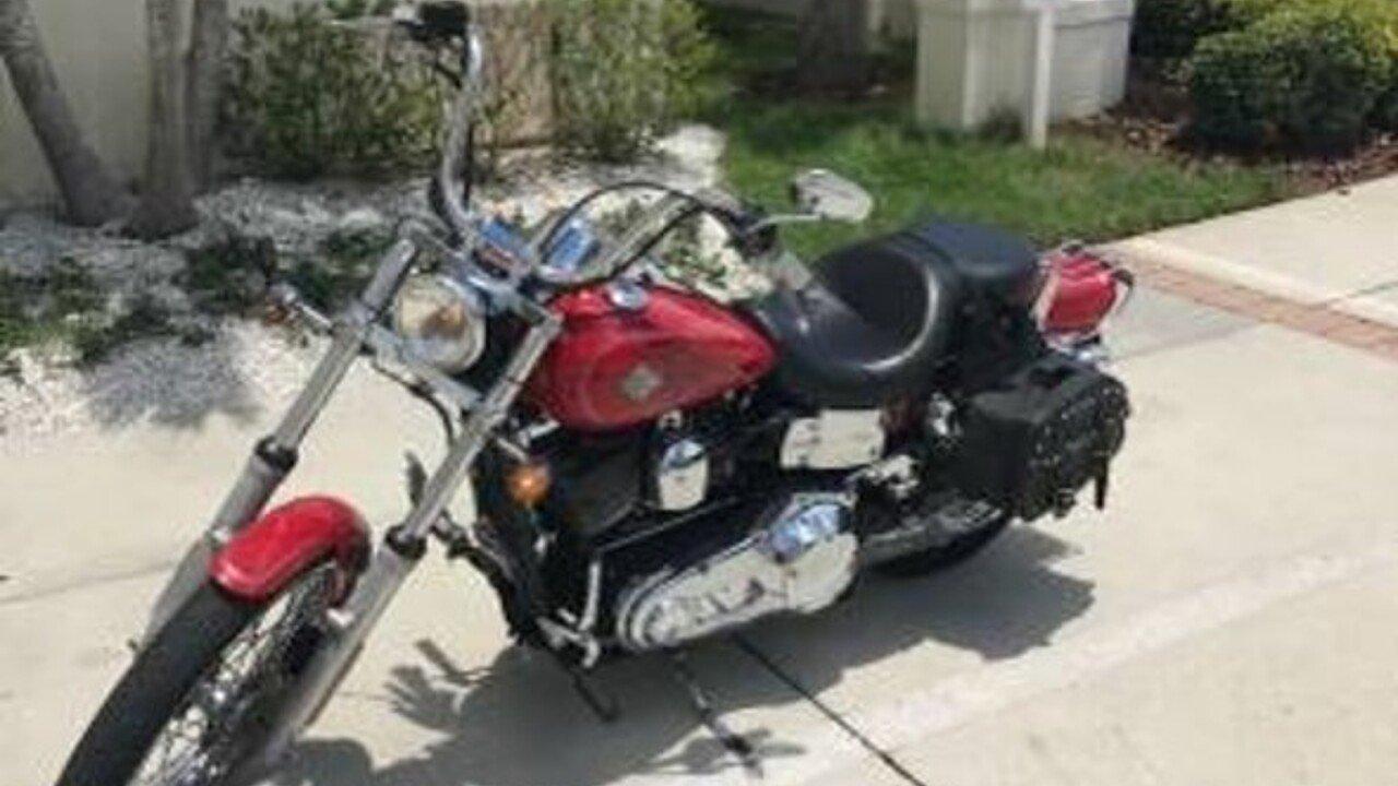 2004 Harley-Davidson Dyna for sale 200520564