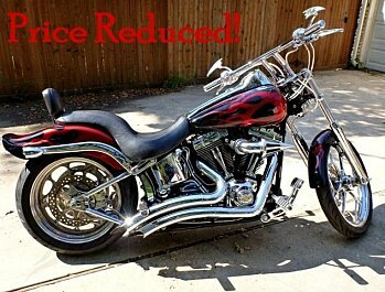 2004 Harley-Davidson Softail for sale 200408309