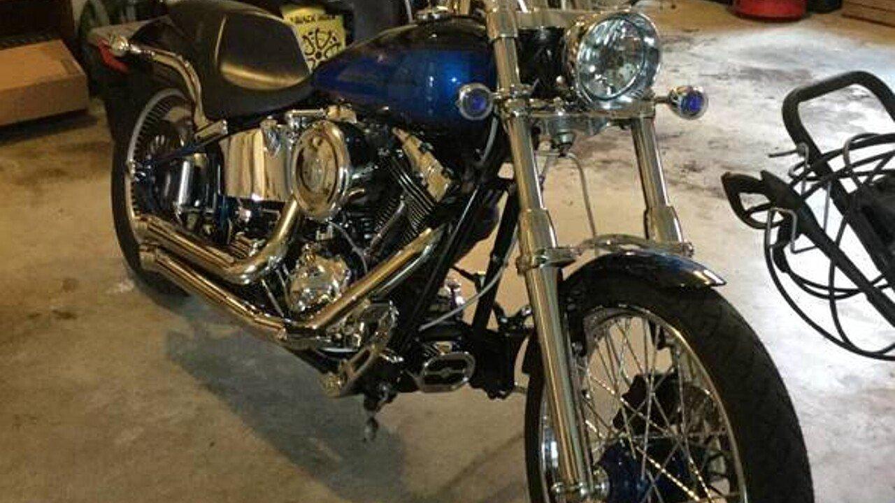 2004 Harley-Davidson Softail for sale 200412452