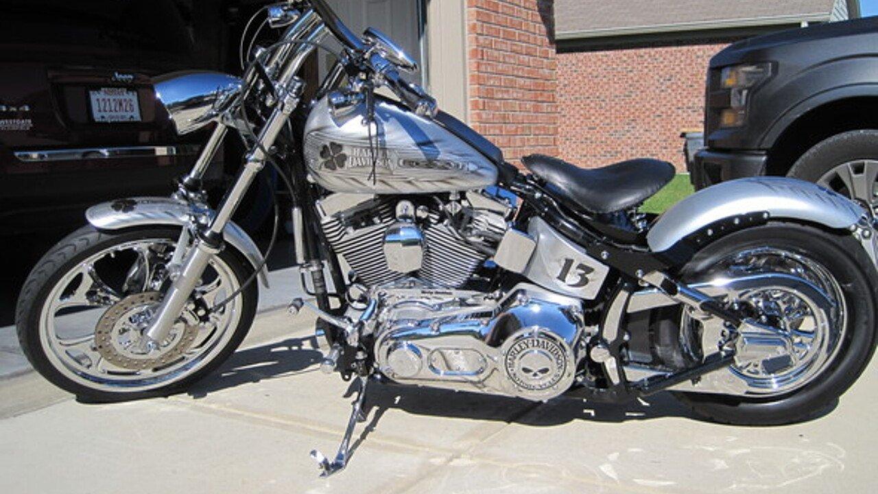 2004 Harley-Davidson Softail for sale 200416751