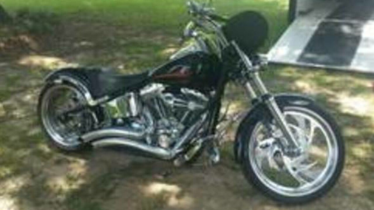 2004 Harley-Davidson Softail for sale 200423484