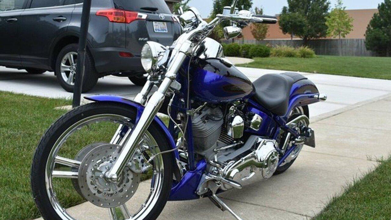 2004 Harley-Davidson Softail for sale 200489760