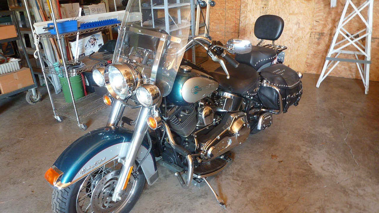 2004 Harley-Davidson Softail Heritage Classic for sale 200498950