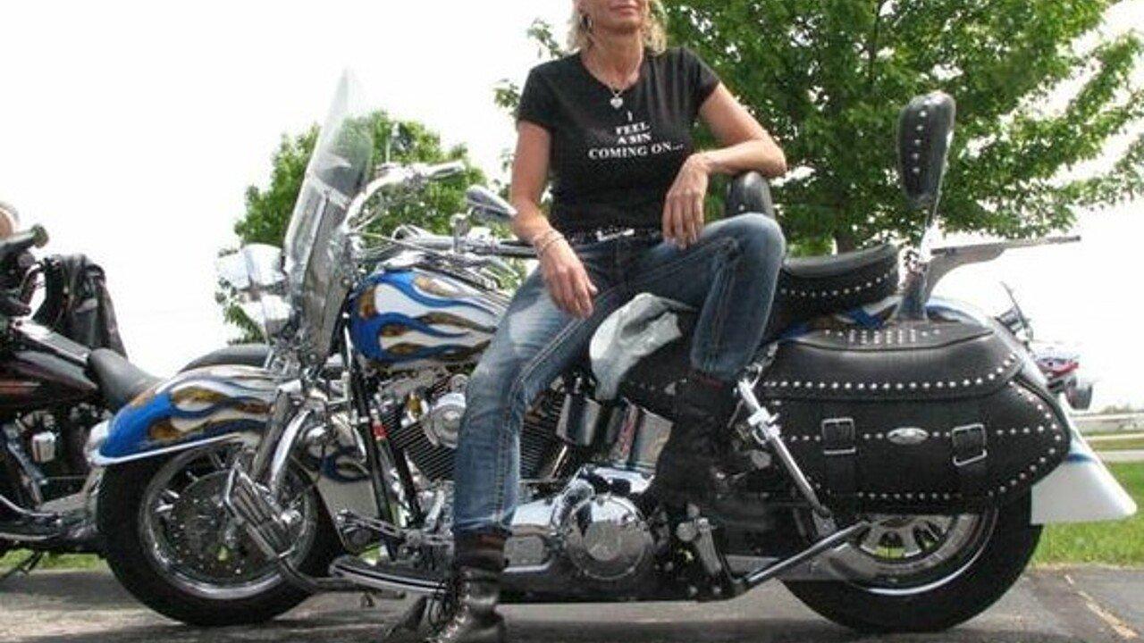 2004 Harley-Davidson Softail for sale 200525113