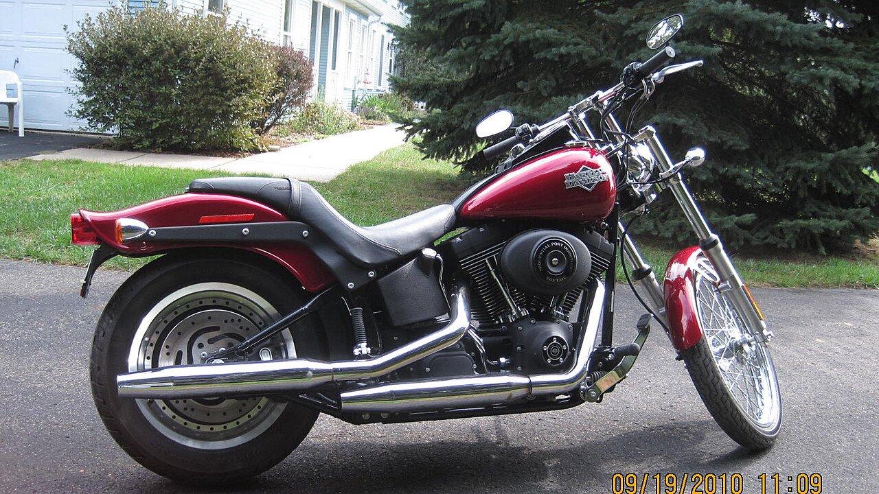 2004 Harley-Davidson Softail Night Train for sale 200563704