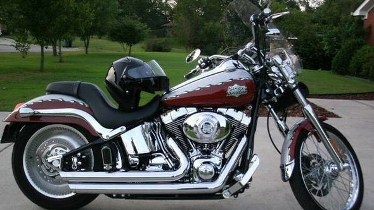 2004 Harley-Davidson Softail for sale 200580580