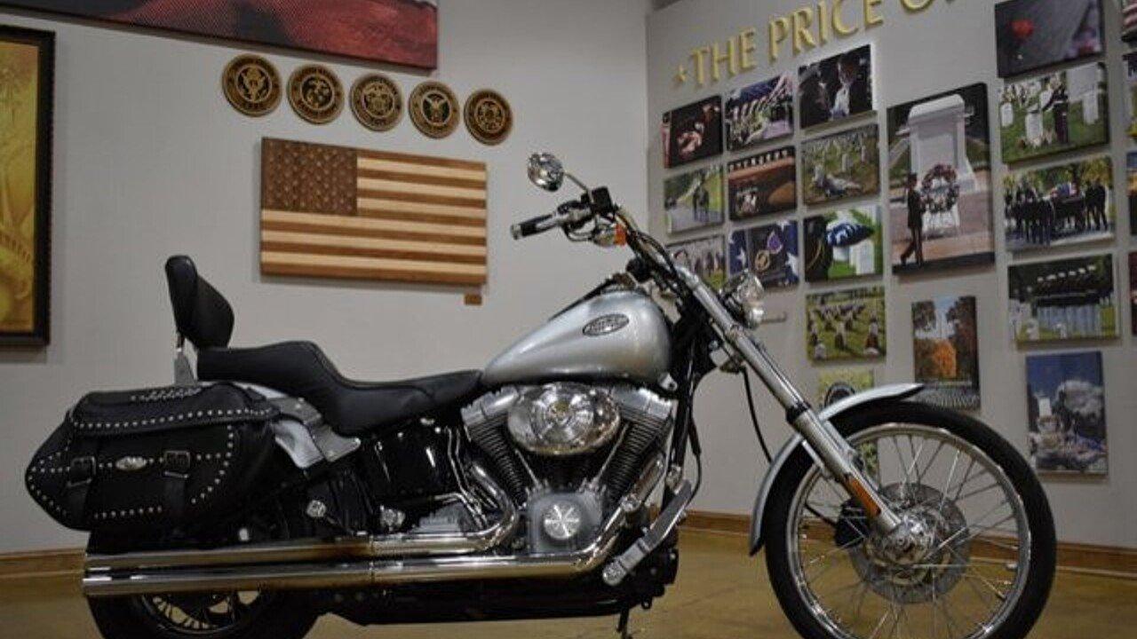 2004 Harley-Davidson Softail for sale 200587187