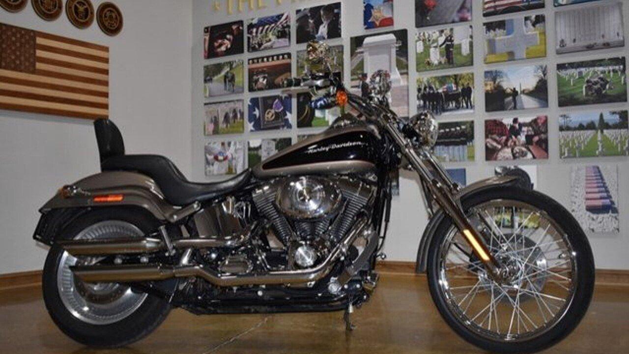 2004 Harley-Davidson Softail for sale 200621569