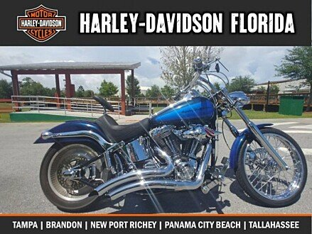 2004 Harley-Davidson Softail for sale 200575459