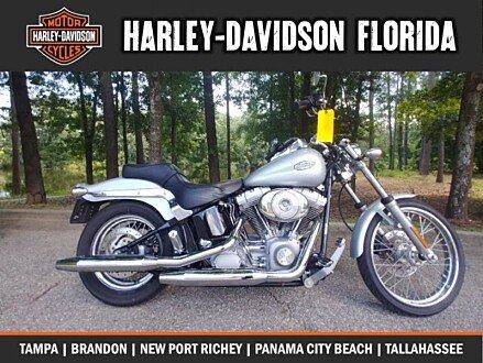 2004 Harley-Davidson Softail for sale 200578178
