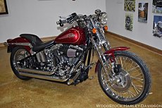 2004 Harley-Davidson Softail for sale 200602701