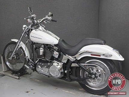 2004 Harley-Davidson Softail for sale 200611757