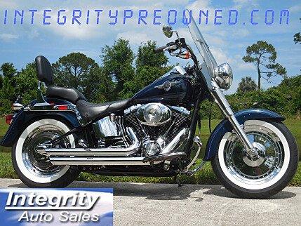2004 Harley-Davidson Softail for sale 200617175