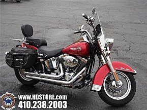2004 Harley-Davidson Softail for sale 200650697