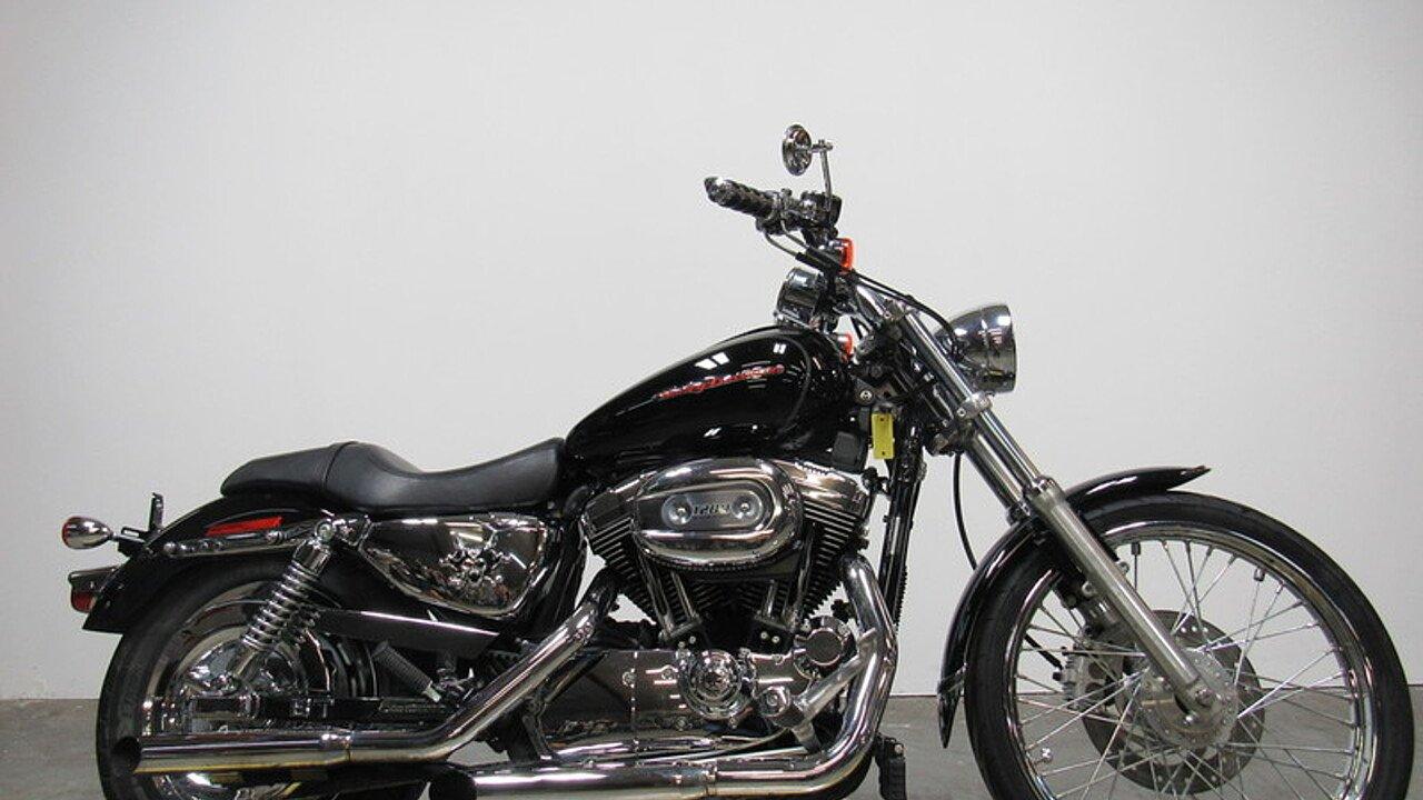 2004 Harley-Davidson Sportster for sale 200498356
