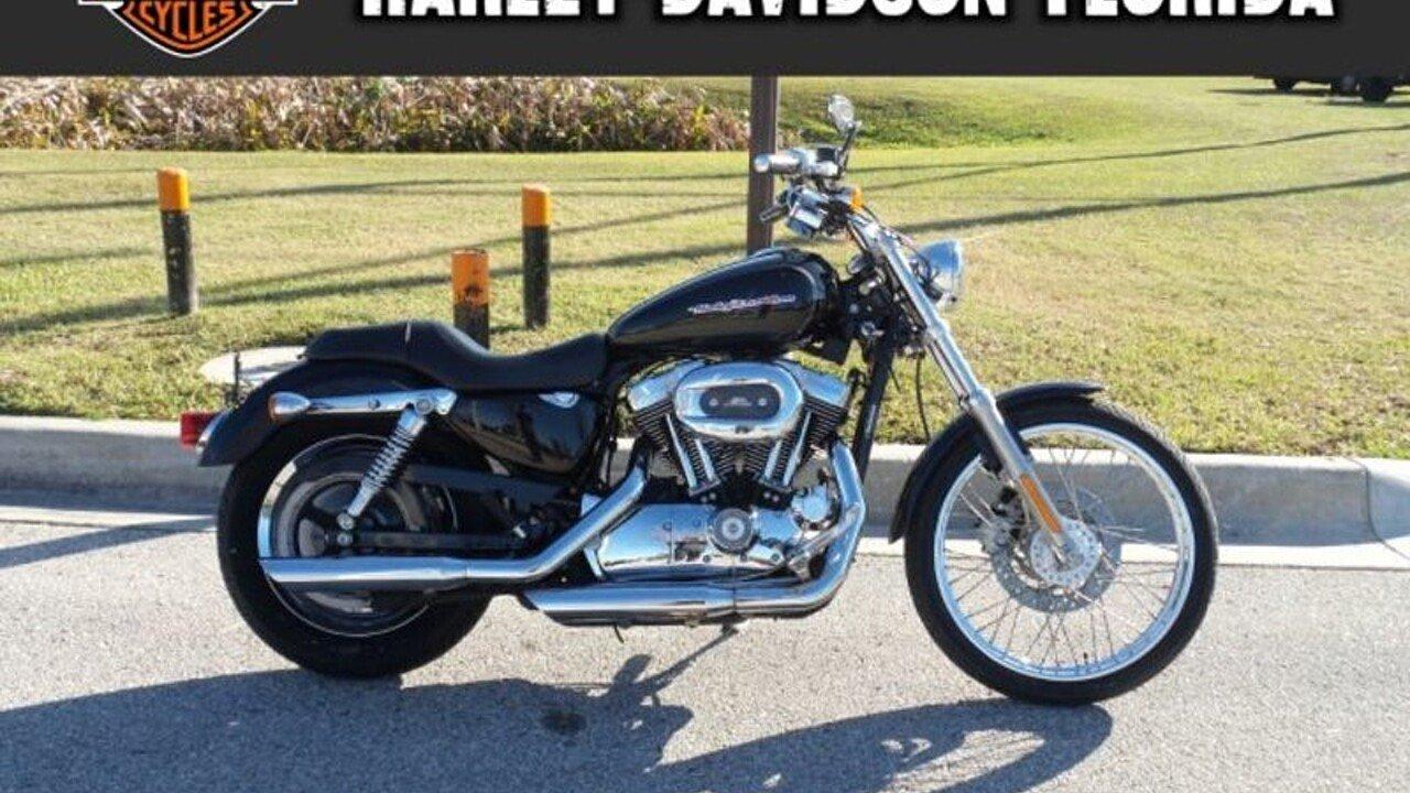 2004 Harley-Davidson Sportster for sale 200523505