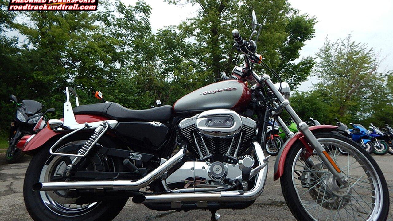2004 Harley-Davidson Sportster for sale 200593808