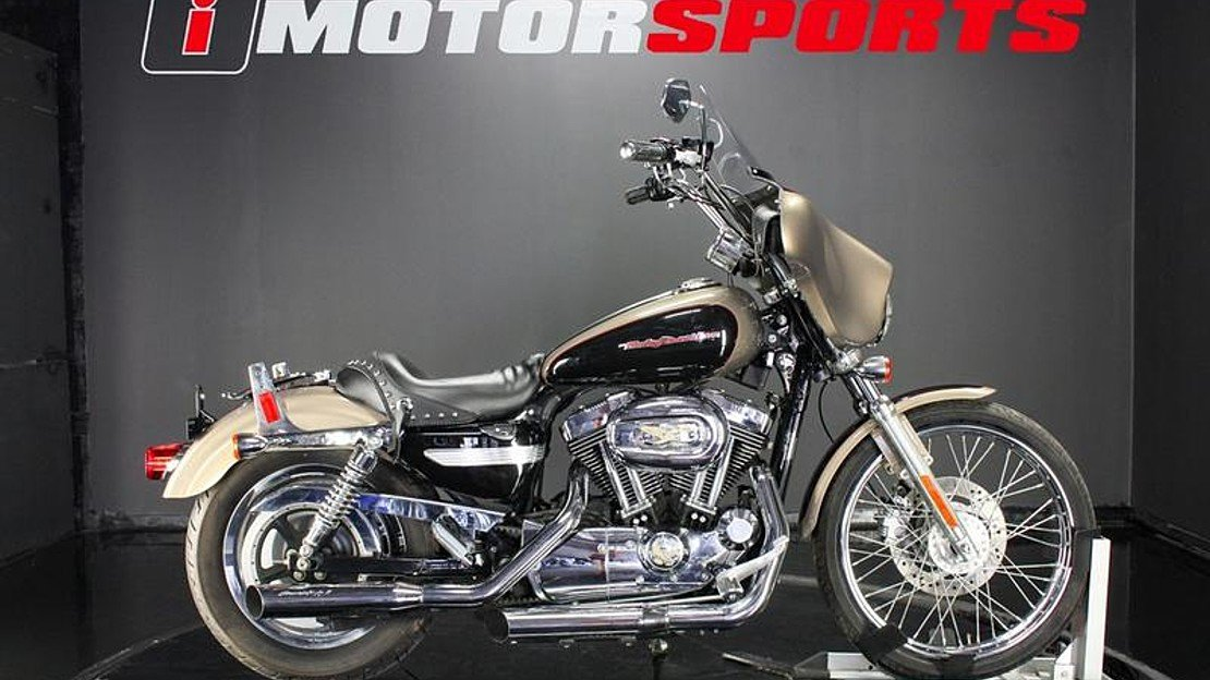 2004 Harley-Davidson Sportster for sale 200627667