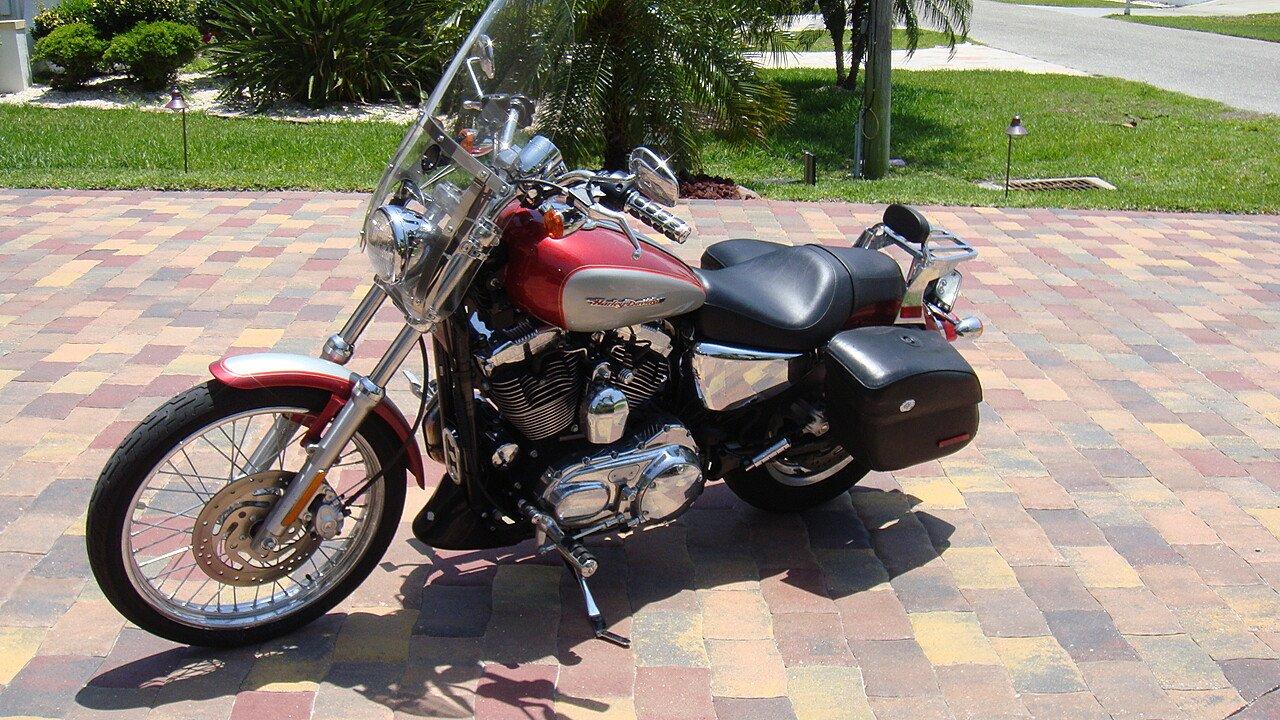 2004 Harley-Davidson Sportster for sale 200643636