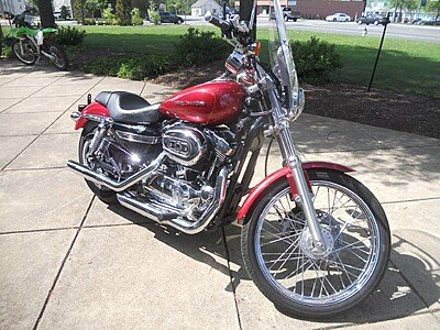 2004 Harley-Davidson Sportster for sale 200534134