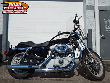 2004 Harley-Davidson Sportster for sale 200546583