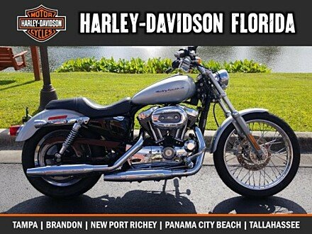2004 Harley-Davidson Sportster for sale 200600580