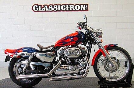 2004 Harley-Davidson Sportster for sale 200617822